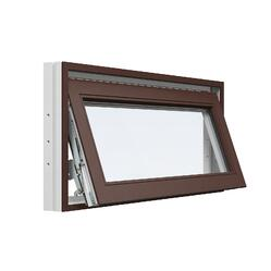 Fönster aluminium